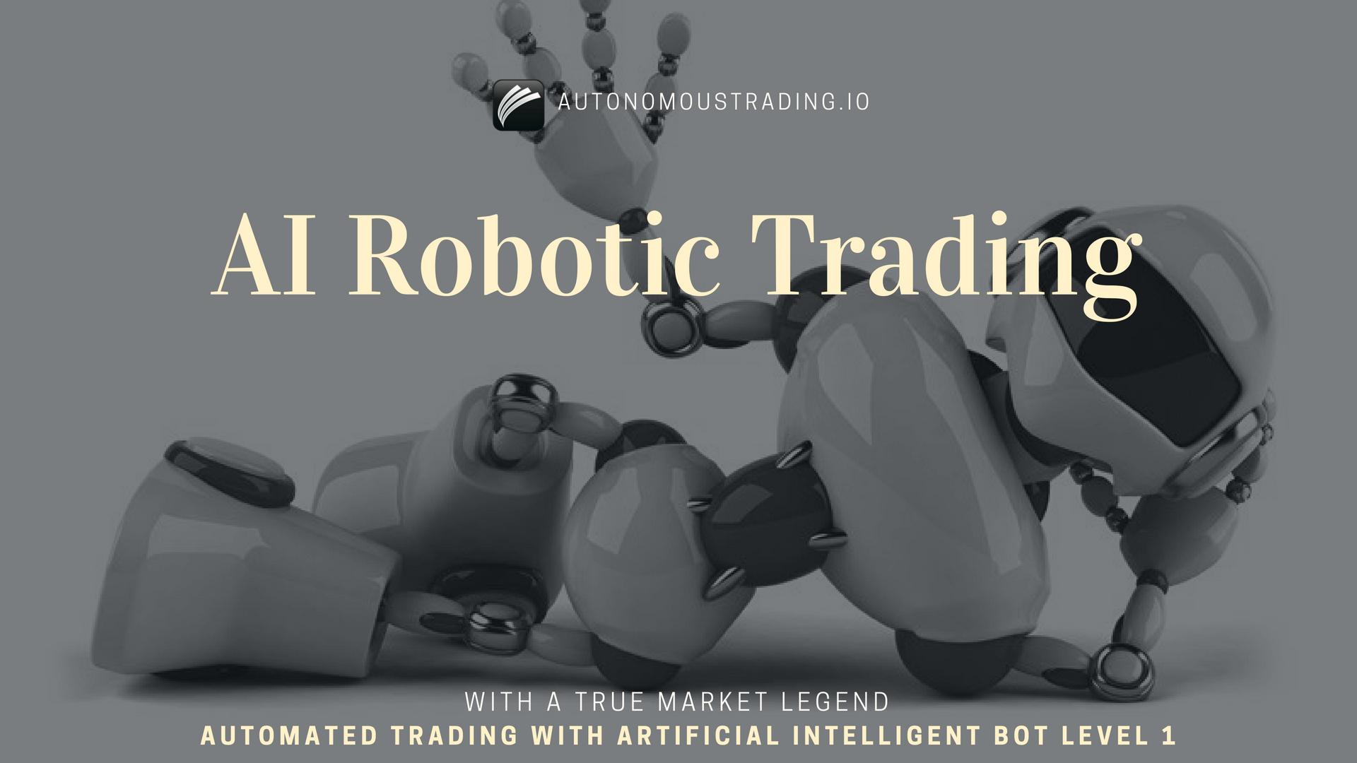 robotic autonomous trading apple stock analysis
